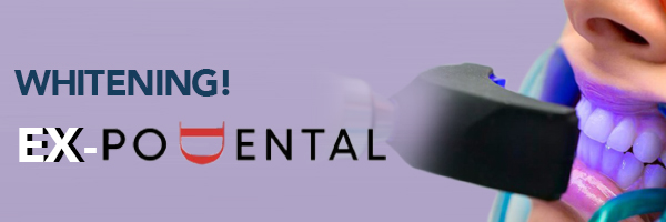 Whitening Offers Expodental 2020