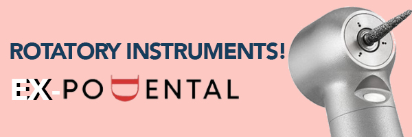 Rotatory Instruments Offers Expodental 2020