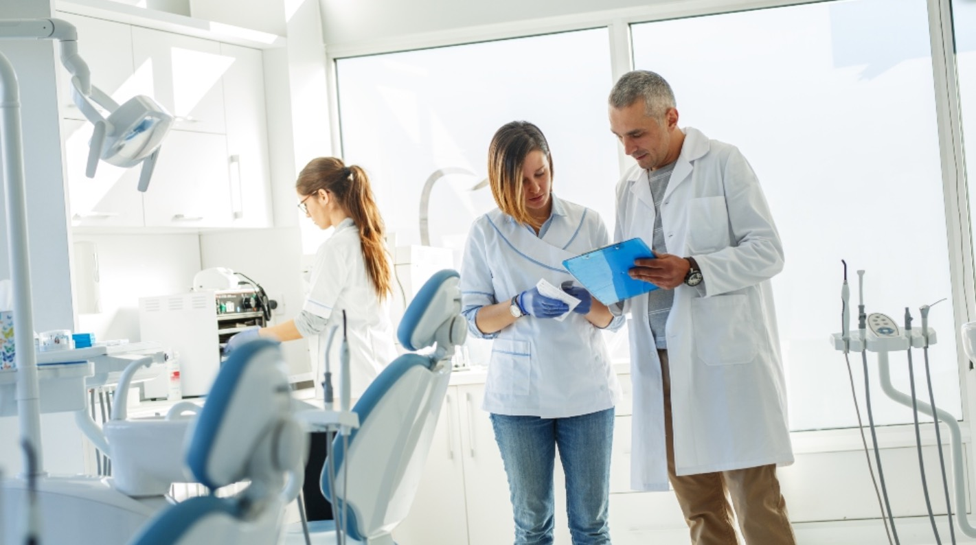 Roles in the dental practice