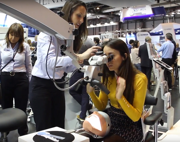 Dental Microscope at Expodental 2020
