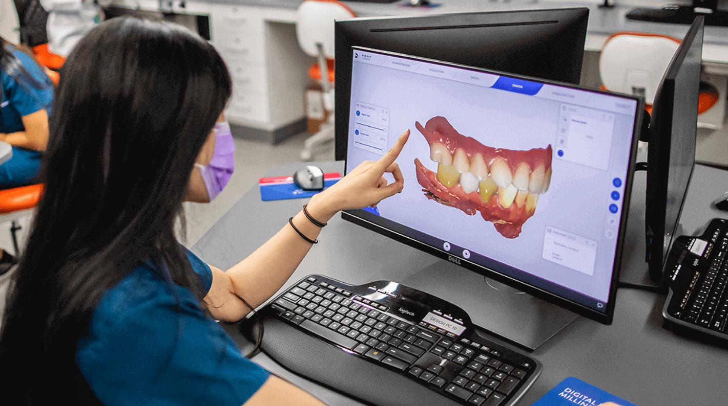 Digital workflow in dentistry