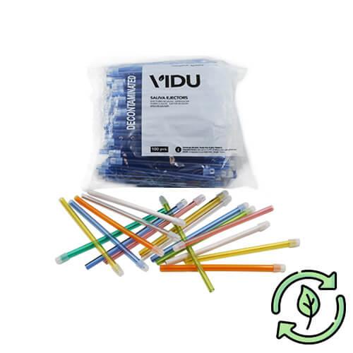 VIDU disposable saliva ejectors