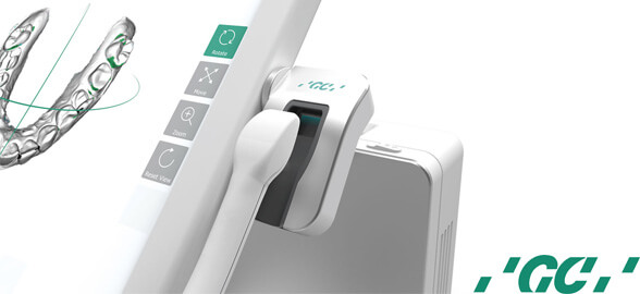 Intraoral Scanner Aadva IOS 200 GC