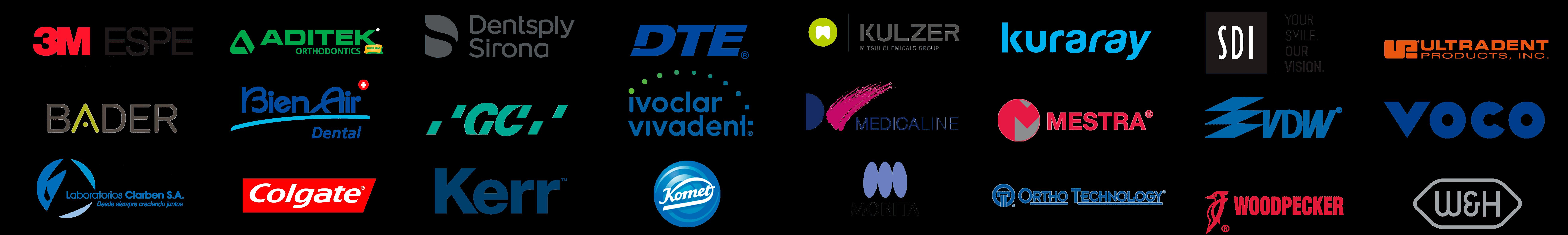 Dentaltix's partners for the Expodental 2020
