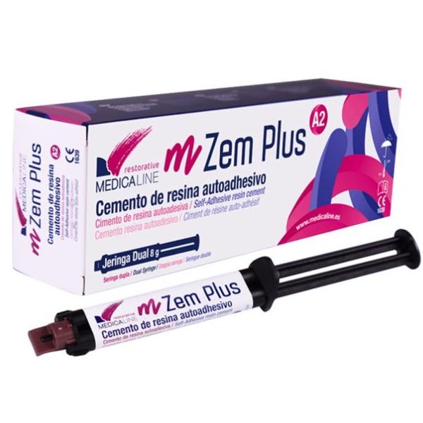 m-Zem Plus: Medicaline Self-Adhesive Resin Cement