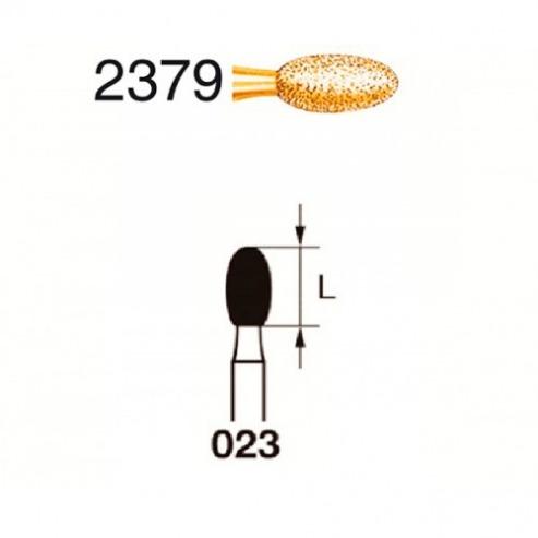 2379.314.023 KOMET clinical diamond bur S2000 5 ud Img: 201807031