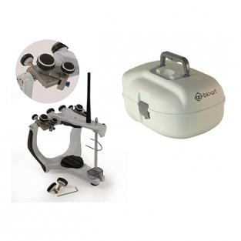 Articulator Arquimedes Protusal Arcon Semi-Adjustable Articulator + Case Img: 202107171