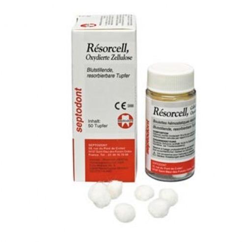 RESORCELL 1 bottle 50 hemostatic beads Img: 201811031