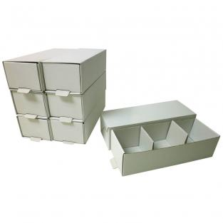 BOXES FOR MODELS 3 COMPARTMENTS 100u Img: 201909281