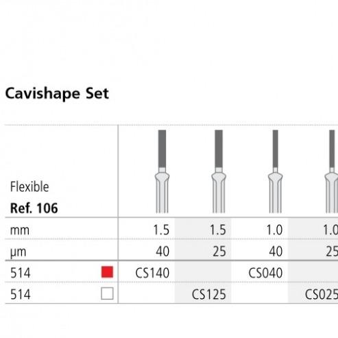 Img1: OSC CS140 CAVISHAPE