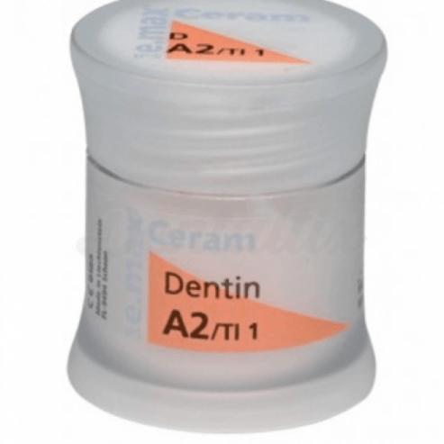 Cerámica IPS e.Max CERAM dentine A-D (20g.) - A1 Img: 201905181
