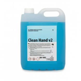 Clean Hand: Alcohol hand gel (5 L) Img: 202011141
