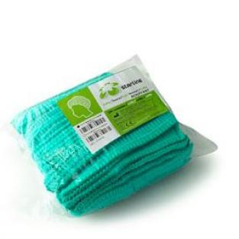 Bouffant cap green CAPM-G (100u.) Img: 201807031