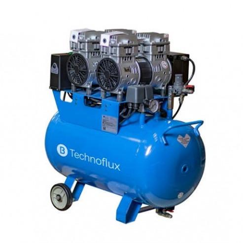 DA7002D 4 cylinder compressor (50 Litres)- Img: 202010171