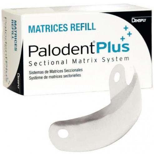 PALODENT PLUS REPOSITION (50u.) METAL MATRICES Img: 201807031