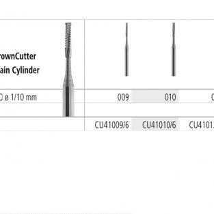 CROWNCUTTER FLAT CYLINDER 0,9 mm. Img: 201807031