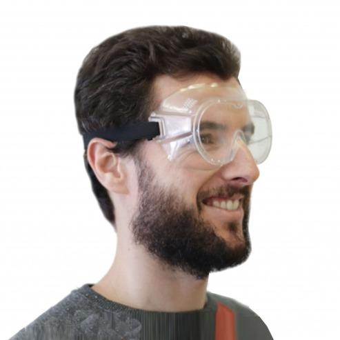 Transparent safety glasses Img: 202008011
