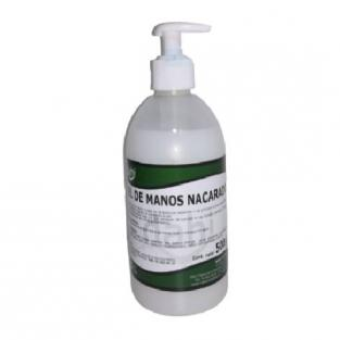 Hand soap with dispenser (500 ml) - 500ml Img: 202005091