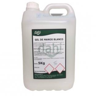 Hand soap in carafe (5 kg) - 1 x 5 Kg White Img: 202008011