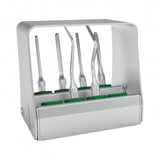EXO SAFE periosteal tips-6 tips + Sterilization Box Img: 202109111