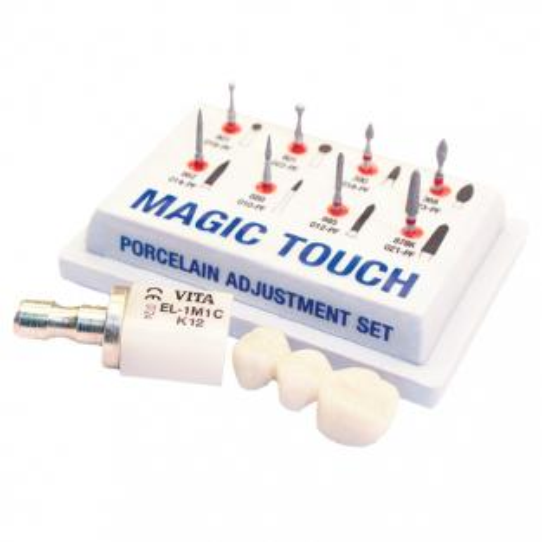 MAGIC TOUCHE Kit 8 pieces (for ceramics) Img: 201807031