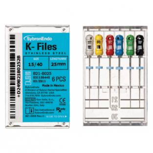 K-FILES 25mm. No. 10 Cx6u. Img: 202102271