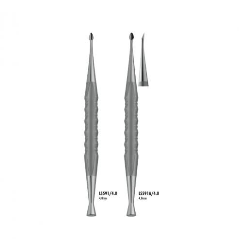 LS591A / 4.0 ELEVATOR ARROW 4.0mm. FUSIONEX Img: 202110091