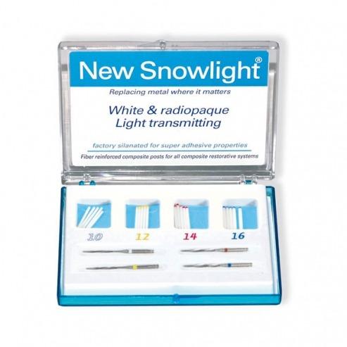 SNOWLIGHT REPOS.10 GREEN POSTS 0.8mm. Img: 201807031