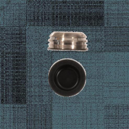LOCATOR Titanium Denture Cap with Black Processing Male (4 units) Img: 201807031