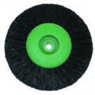Cpll 4H Straight 80Mm Extra Strong Black Bristle X24 Pcs. Img: 202002291