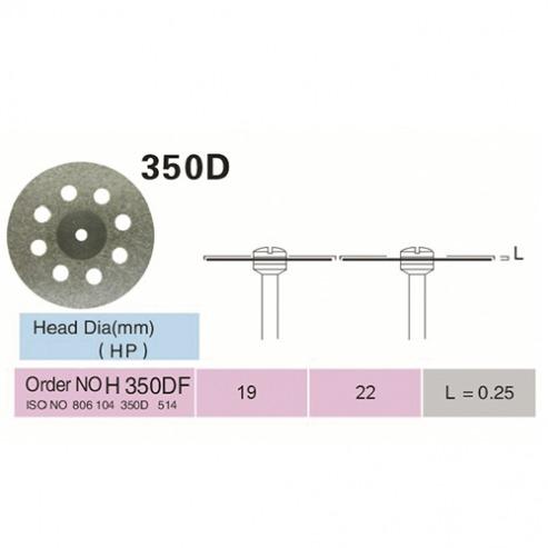 FLEX DIAMOND DISCS ISO 350.514.190 X 1UD. Img: 201807031