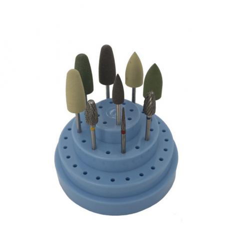 Img1: Acrylic Revision and Polishing Set - Laboratory (burs and polishers)