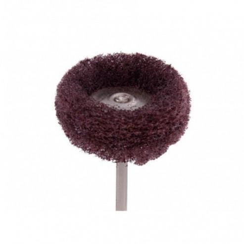 Scotchbrite: Maroon Medium Polishing Brush 25 HP (10 pcs) Img: 202104171