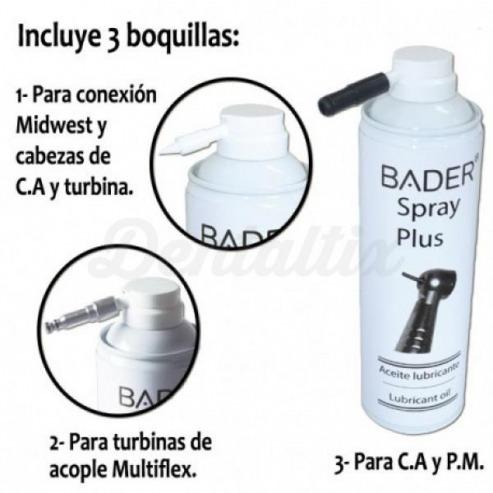 Spray Lube 500 ml. with 3 nozzles Img: 201905251