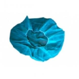 PROTECTORS ROUND HEADS BLUE (1x200u) DISPOSABLE (ref. 20.00010) Img: 201807031