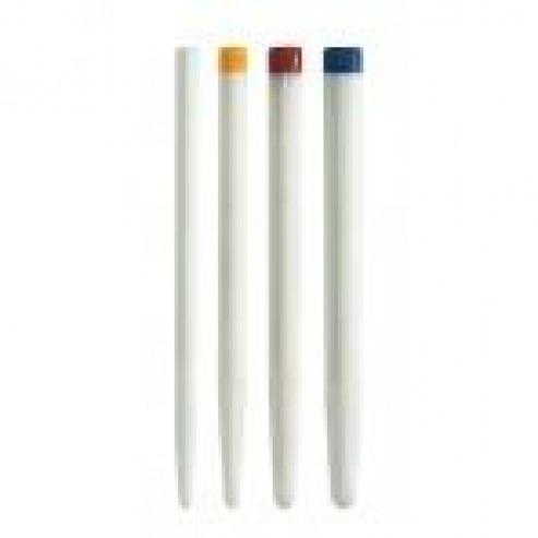 White Snowpost Fiber Glass Posts (1.0mm.) (1x10u.)  Img: 201807031