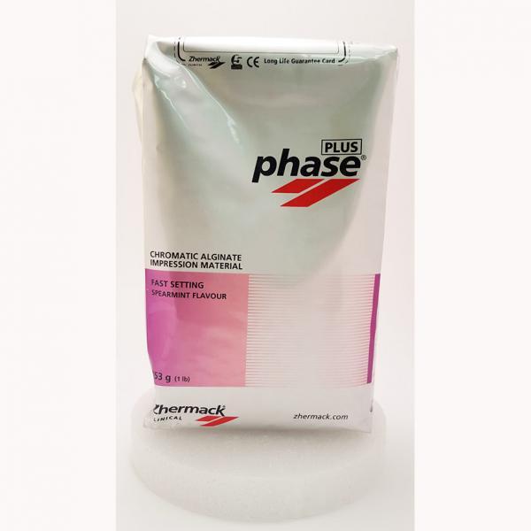 Phase Plus Chromatic Fast Set - Alginate Impression Material (1x453g )