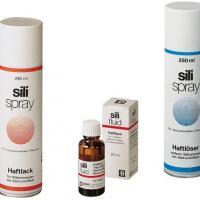 Sili Fluid Adhesive - Bottle with brush (25 ml) - 25 ml Bottle with brush Img: 202107101