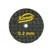 9528.900.220 KOMET reinforced disc 10 pc Img: 201911231