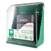 AIVIA S: Defibrillator cabinet for indoor use (without alarm) Img: 202107101