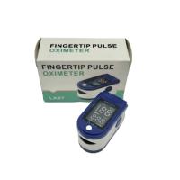 Finger pulse oximeter Img: 202103201