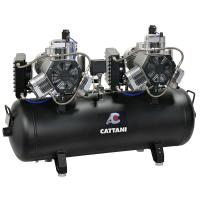 COMPRESSOR CATTANI AC 600 (3 CYLINDERS) Img: 202104171