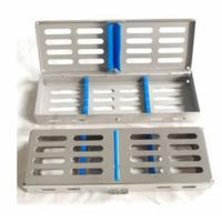 Sterilisation cassette for dental instruments - Small (5 pieces) Img: 202104171