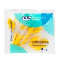 Yellow Interdental Brushes - 0.7Mm (25 Pcs.) Img: 202002291