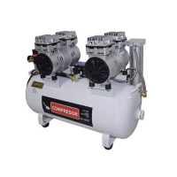 Four-cylinder air compressor SD100/ 8GL (50 Litres) Img: 202102271