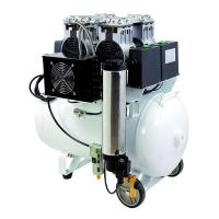 Silent Compressor with Dryer and Hepa Filter - 160 L/MIN Img: 202107101