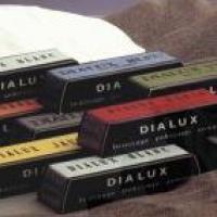 DIALUX white polishing paste 150 g Img: 201807031