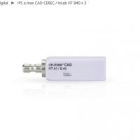 IPS e.Max CAD cerec/inlab HT (3u) - A1 B40 Img: 201906221
