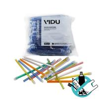 Disposable saliva ejectors White (100 units) Img: 202106121