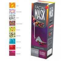 DECORATED STYLUS FACIAL MASK (Spiderman Blue) Img: 201903301